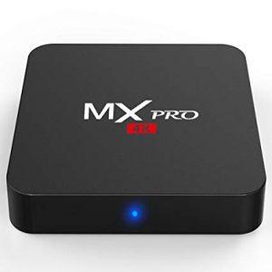 MXQ Pro 4K TV Box Amlogic S905W Android 7.1 2GB/16GB 3GB/16GB 8GB /64GB WiFi