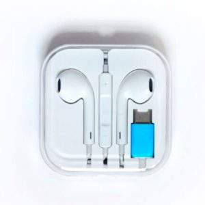 Audífonos Estilo iPhone Tipo-C