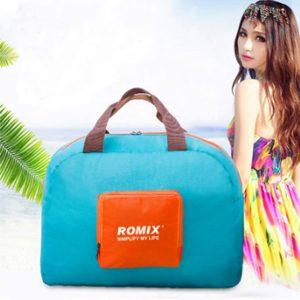 ROMIX RH29 Plegable bolsa Portátil de Almacenamiento para Viaje, Picnic, Acampar 36-55L bolsa de deporte Al Aire Libre