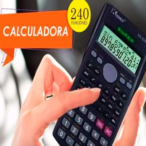Calculadora científica Kenko kk-82ms-5