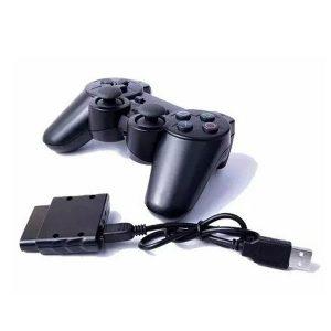 Control Pc PlayStation 2 3 Ps3 Ps2 Inalambrico 3 En 1