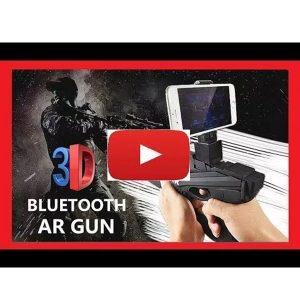 Pistola Bluetooth Gamepad Realidad Virtual Ar7 Gun Juguete