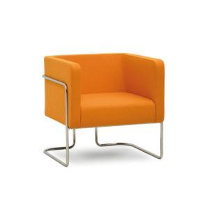 Hi Lo Single Sofa