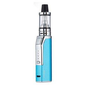 Original Cigarrillo electrónico 80W Mini Vape Mod Box Vaporizador 2ml Atomizador 0.35ohm Bobina Vaper E Kit de humo Vapor enorme